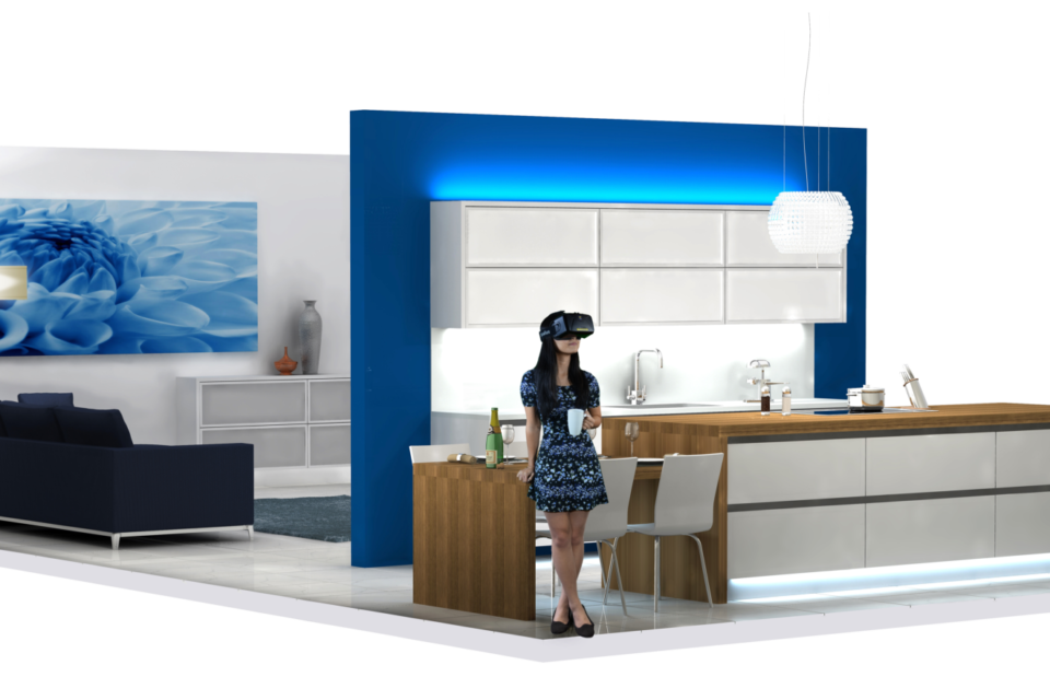 Virtual Worlds Celebrates Two Decades Of Innovation With Uk Roadshow Bathroom Kitchen Update