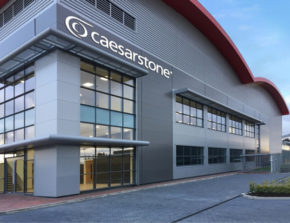 Caesarstone marks 30th anniversary by launching direct distribution in UK