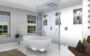 Compusoft's Inno+ Bathroom CAD – Accurate, fast and Easy to use