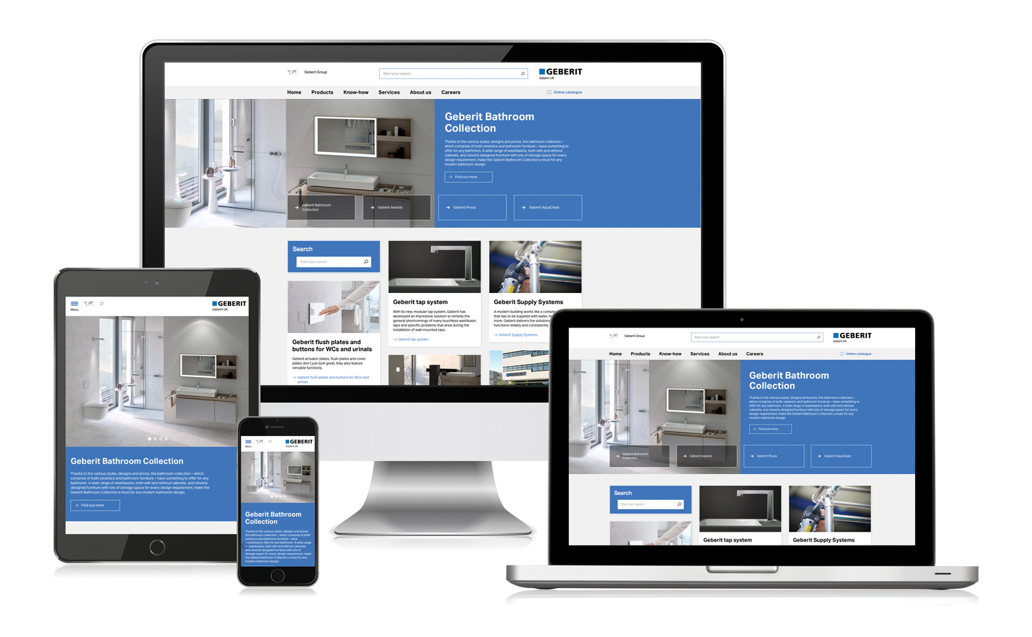 New-look Geberit website offers a more user-friendly experience ...