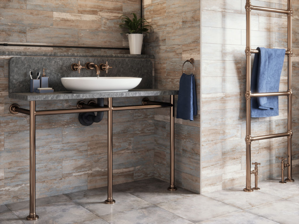 Embrace the trend for weathered, aged surfaces with HD ...