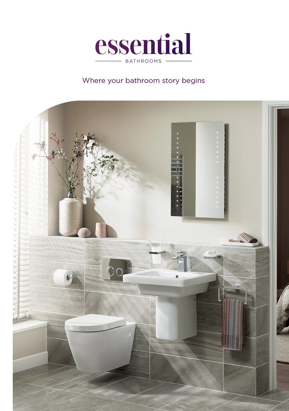 More To See From Essential Bathrooms Bathroom Kitchen Update