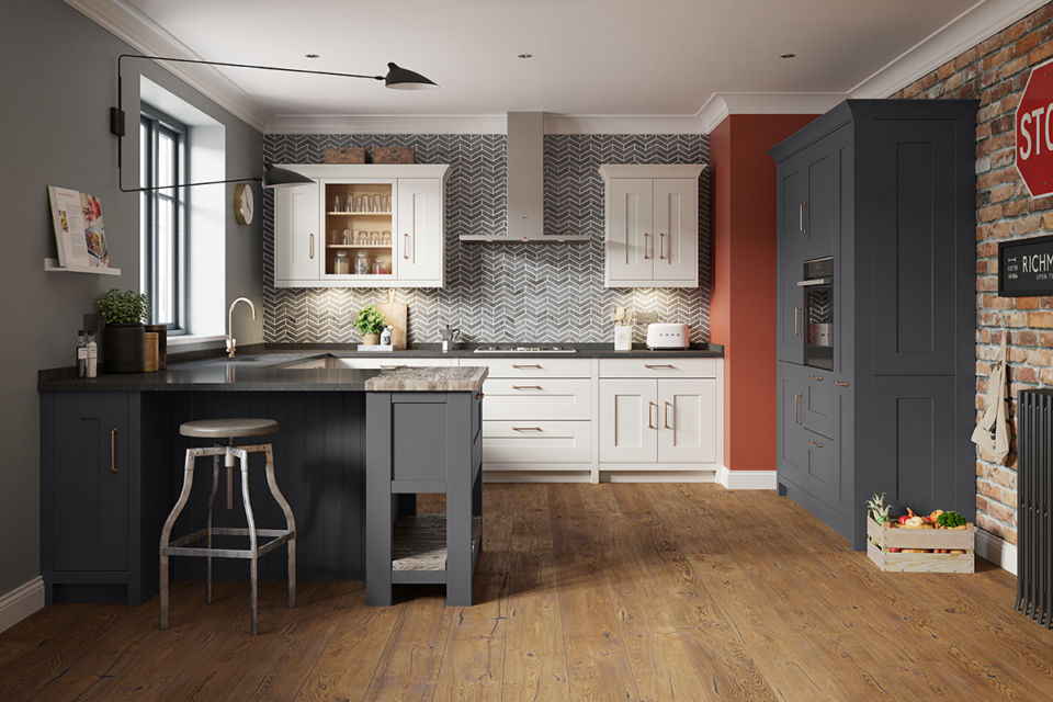 PWS unveils three new shades of grey to its stocked door line up & PWS unveils three new shades of grey to its stocked door line up ...