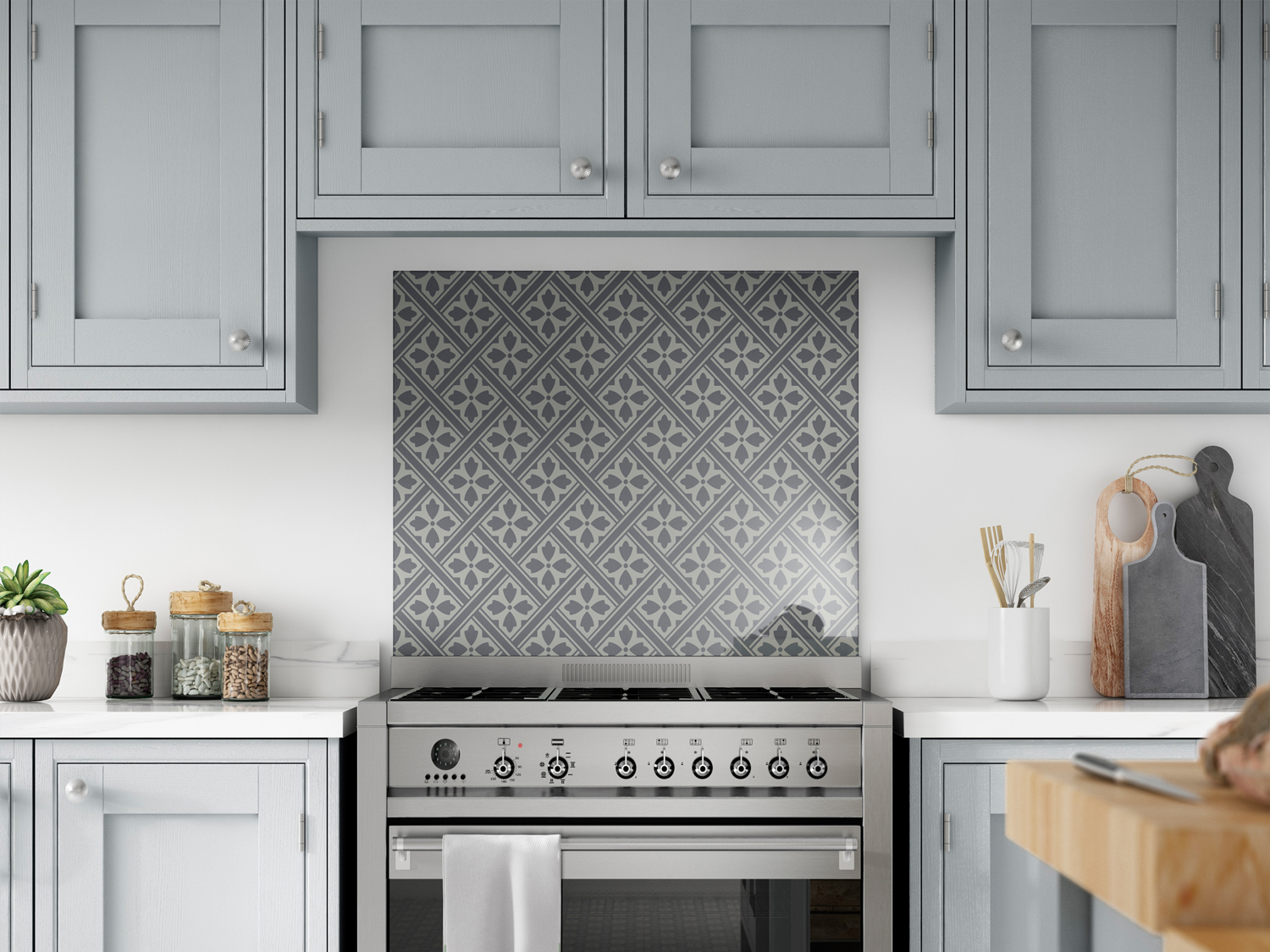 British ceramic tile introduce a contemporary laura ashley british ceramic tile introduce a contemporary laura ashley splashback collection dailygadgetfo Choice Image