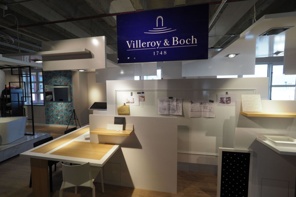 Villeroy Boch To Open New Offices And Customer Meeting Point At Design Centre Chelsea Harbour