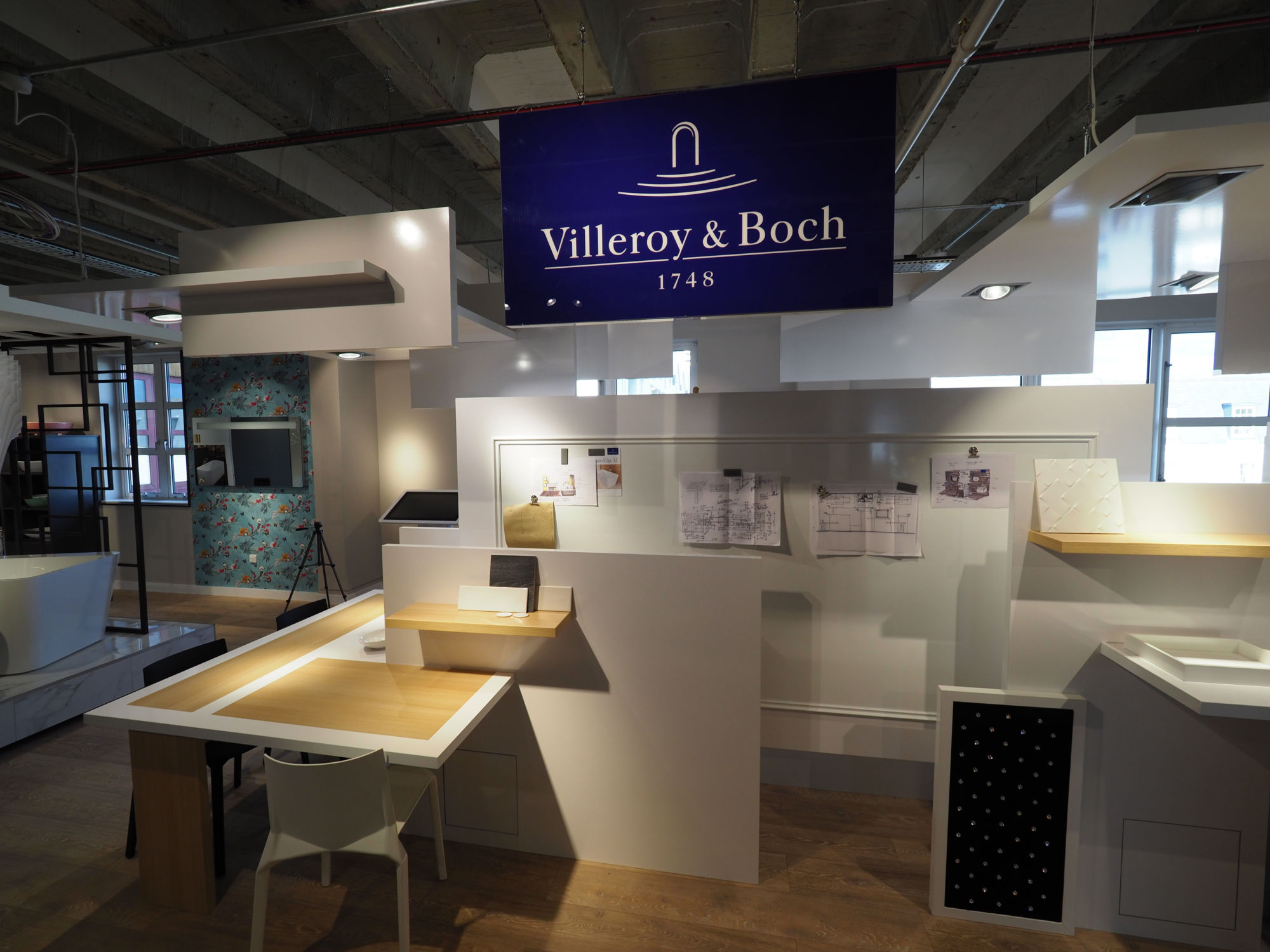 Villeroy U0026 Boch To Open New Offices And Customer Meeting Point At Design  Centre, Chelsea Harbour