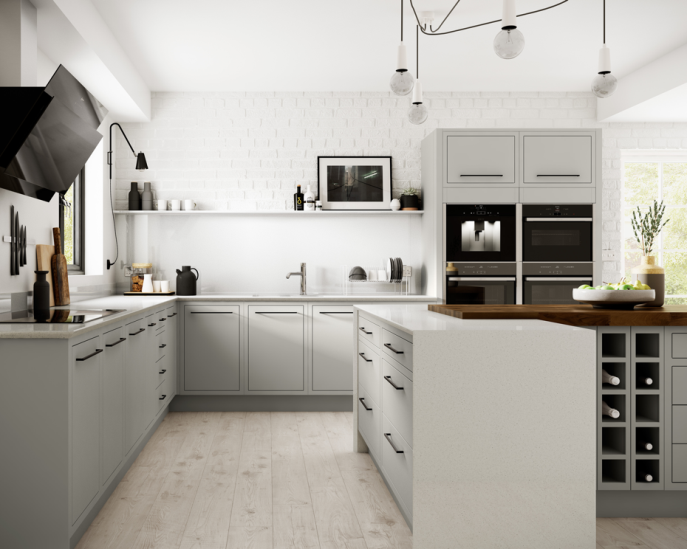 Wickes Launches Four New Kitchen Ranges – Bathroom & Kitchen Update