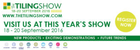 Join Instarmac at this year's inaugural Tiling Show