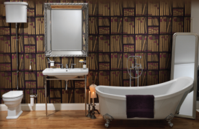 Timeless Decadence from Bagno Design