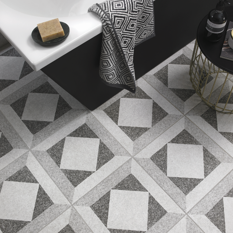 British Ceramic Tile Introduces A Modern Day Terrazzo