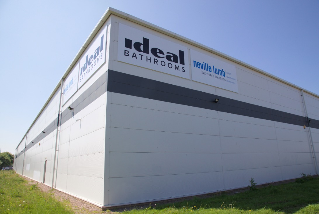 Glasgow depot continues to strengthen Ideal Bathrooms ...
