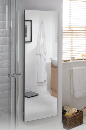 Mirror fronted electric radiators – from Ecolec