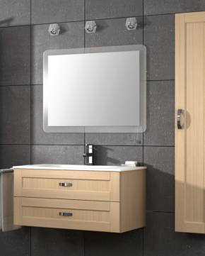 Shades Collection Expands Bathroom Mirrors Range