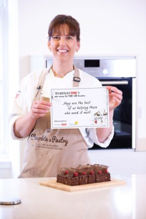 Franke and its More in Store retailers raise over £8,250 for Marie Curie and reach an audience of more than 1.1million