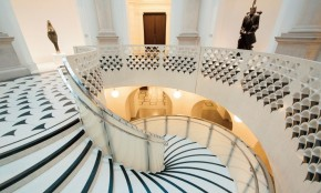 Tate Britain beautifully transformed with BAL
